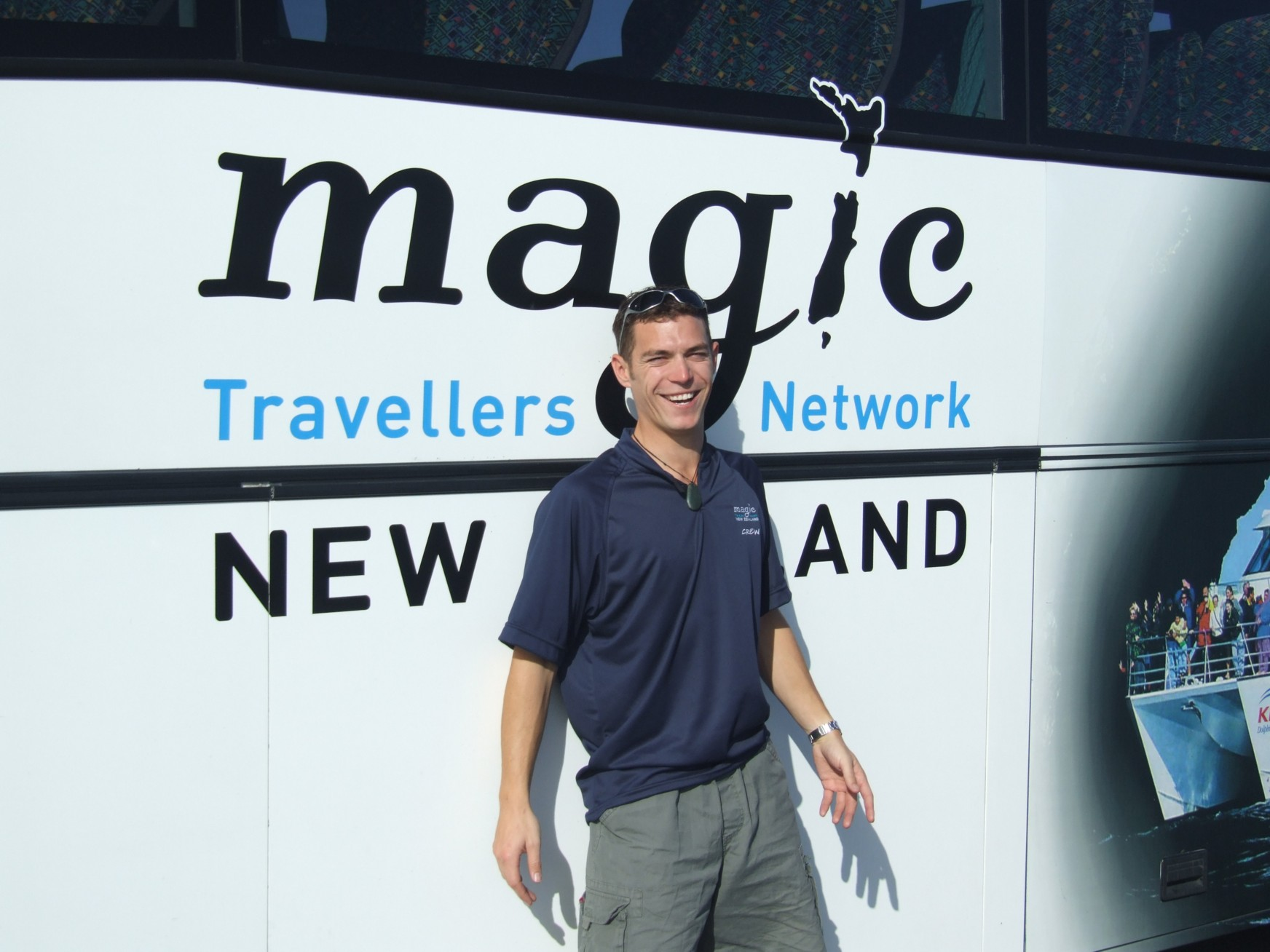 Within New Zealand Tour Guides Often Combine The Role With Tour Driving,  Sometimes Leading Small Groups Around The Key Tourism Areas Of The Country.